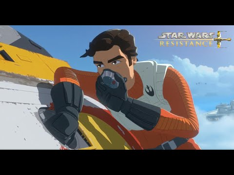 Star Wars Resistance | Episode 16 - The Core Problem  | Disney XD