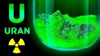 Uran, das gefährlichste Metall der Erde!