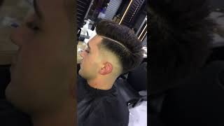 Side Fade Hairstyle Video For College Students