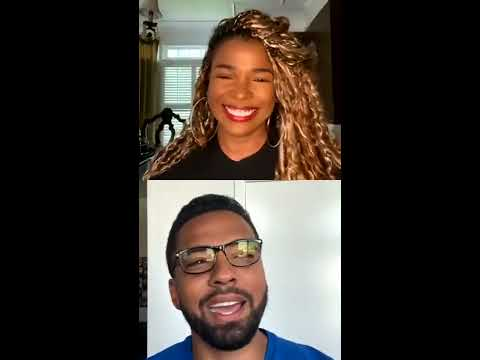 Download Christian Keyes and Syleena Johnson Live on IG | June 22, 2020