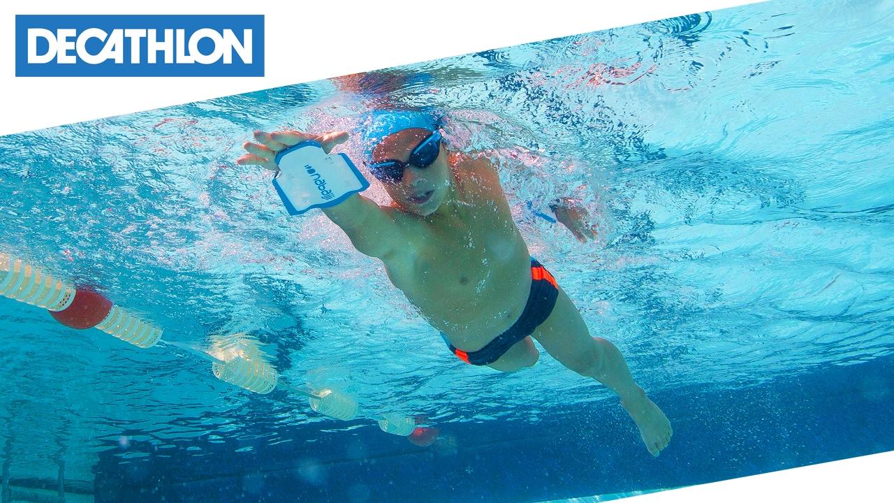 Tutorial di nuoto lezione 1 easystroke nabaiji for Piscinas desmontables decathlon