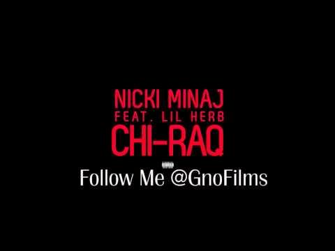 Nicki Minaj Feat. Lil Herb - Chiraq Instrumental | Free Download