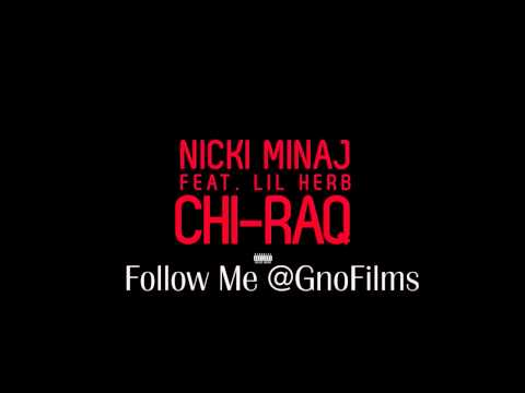 Nicki Minaj Feat. Lil Herb - Chiraq Instrumental | Free Download