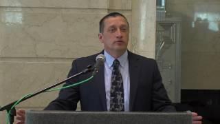 Bank on Buffalo Press Conference short video