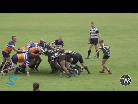 School Rugby Action - U/16 Piet Retief Vs Pionier 29-02-20