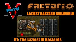 HMV Plays Factorio 0.15 - 01: The Laziest of Bastards