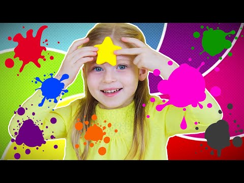 Learn Colors with Gabi   Education Song for Kids