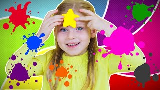Learn Colors with Gabi | Education Song for Kids