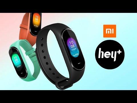 Xiaomi Hey Plus - La Nueva Mi Band! 😮