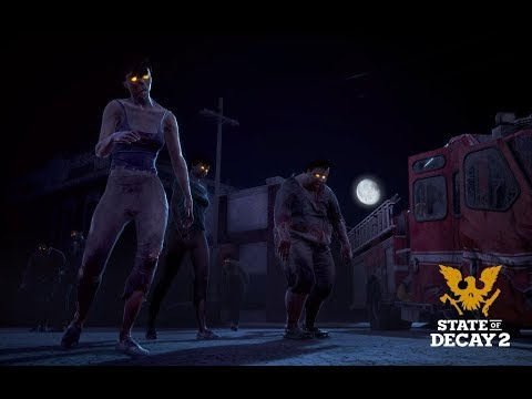 """*LIVE* State Of Decay 2 (GAME PLAY PART-8) """"Community Leader"""""""