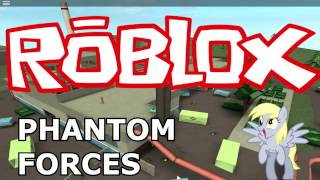 ROBLOX PC, PHANTOM FORCES, IN A BATTLEFIELD MAPA