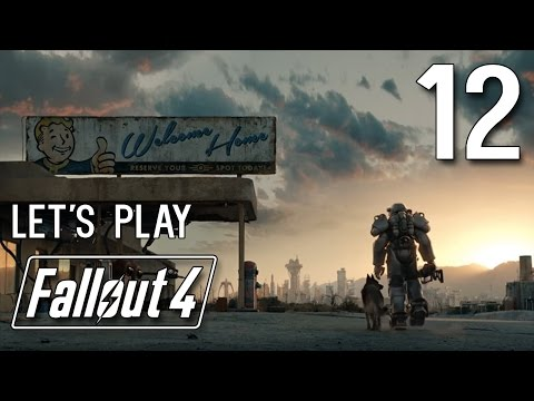 Fallout 4 Let's Play Ep. 12: Hubris Comics!