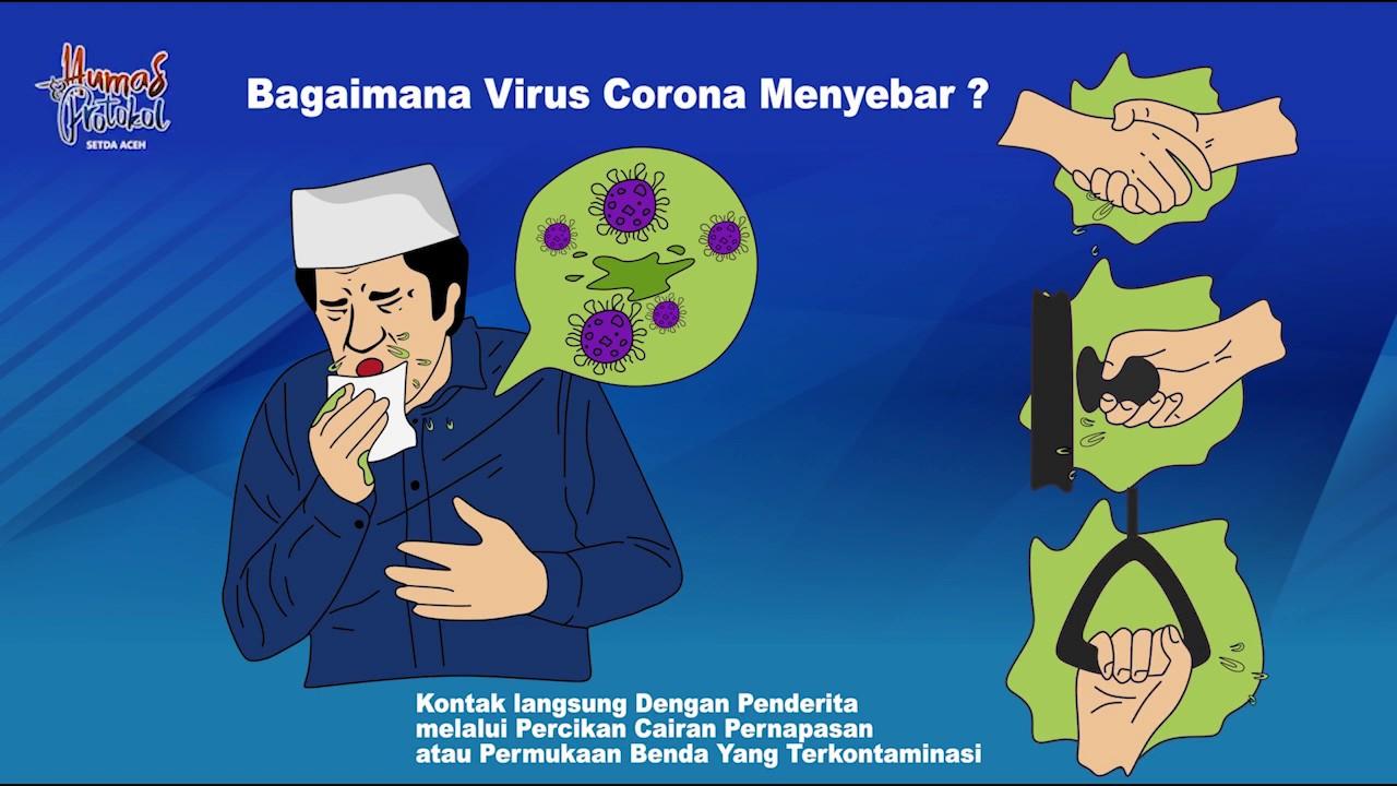 Video Langkah Langkah Pencegahan Terpapar Dari Virus Corona Biro Humas Dan Protokol Pemerintah Aceh