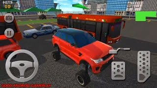 Elevated Car Parking Pro 2018 - Driving Simulator   Android GamePlay FHD