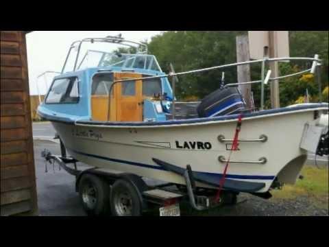 Lavro Sea Dory Boat