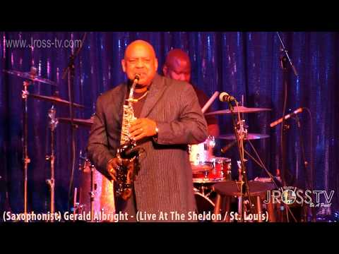 "James Ross @ Gerald Albright - ""Take Control"" - www.Jross-tv (St. Louis)"