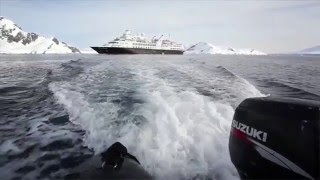 Silversea Expeditions - Antarctica, the Final Frontier