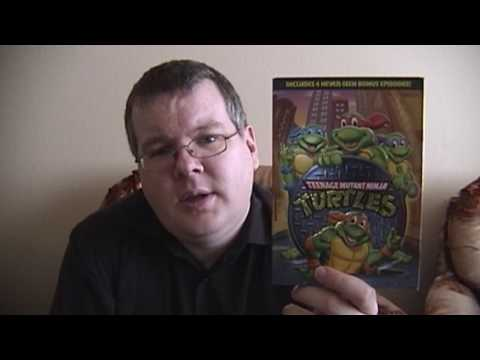 TMNT DVD Disambiguation Review - Part 1