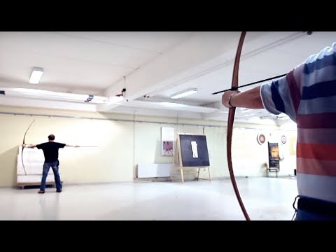 Lars Andersen: a new level of archery video