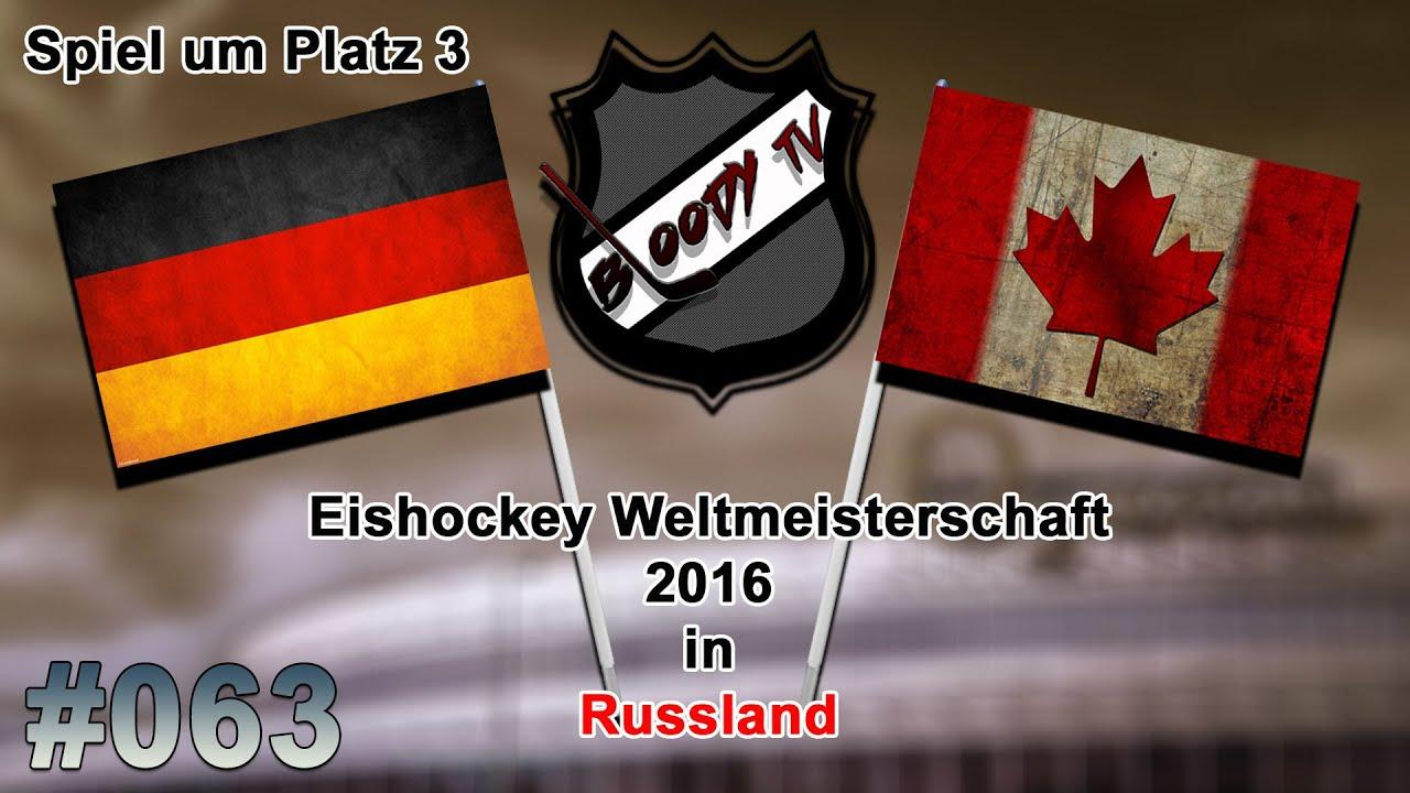eishockey wm deutschland kanada