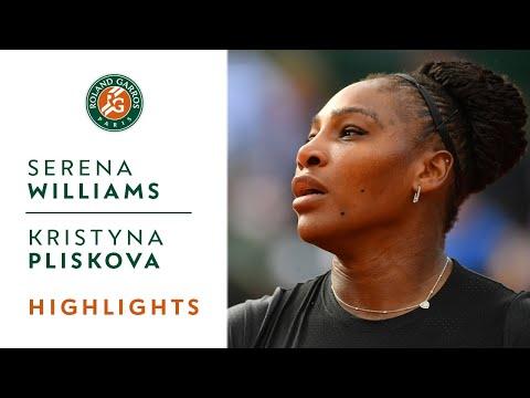 Serena Williams vs Kristyna Pliskova - Round 1 Highlights I Roland-Garros 2018