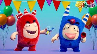 Oddbods | NEW | CARNIVAL | Funny Cartoons For Kids