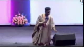 Kenny Blaq KICC Maryland IKeja March 2017 Nigerian Comedy
