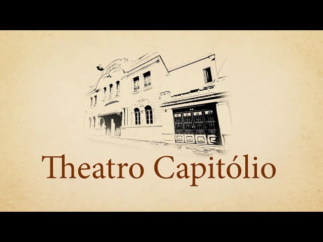 Documentário Theatro Municipal Capitólio