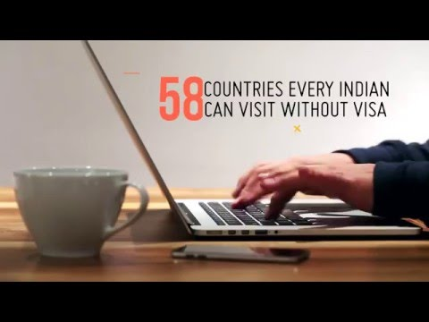 58 Countries Indian Can Visit Without Visa !