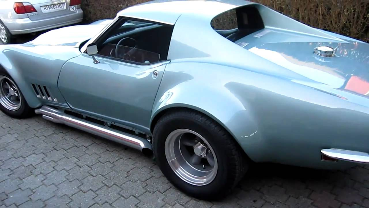 1968 Corvette C3 427 Doovi