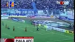 Berita Terbaru -  Selangor - Arema AFC 0-1 Cup  16 April 2014
