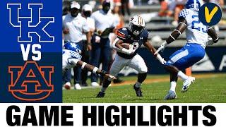 #23 Kentucky Vs #8 Auburn Highlights | Week 4 College Football Highlights | 2020 College Football