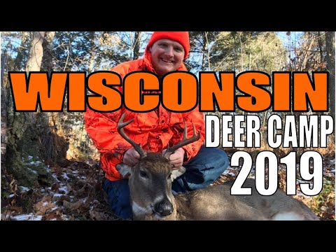 Wisconsin Deer Hunting Camp Tradition (Deer Camp 2019)