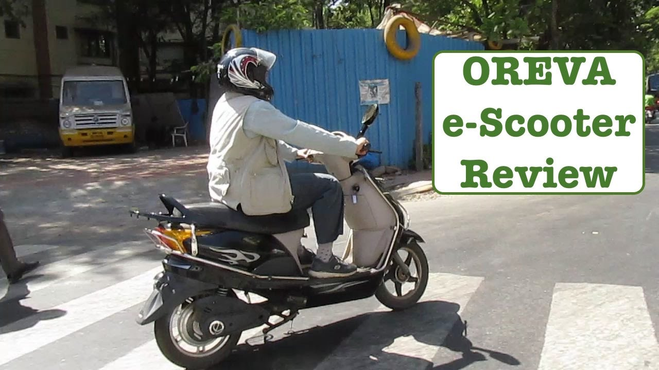 Oreva Electric Scooter Review Youtube L I Electrical Plan