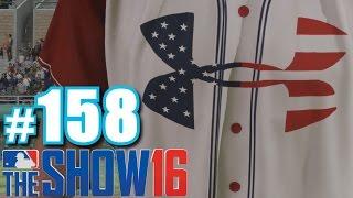 CAN I GET 100 WINS?!   MLB The Show 16   Diamond Dynasty #158