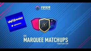 MARQUEE MATCHUPS PACKS!!! (FIFA 19) (LIVE STREAM)