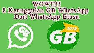 Download lagu Keunggulan GB WhatSApp (WA) Dari WhatsApp Biasa