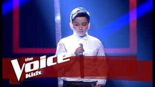 Ermal - Apologize   Netët Live   The Voice Kids Albania 2019