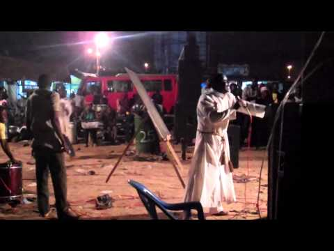 local preacher in Accra reacts to David Cameron's anti-gay cut threat to Ghana