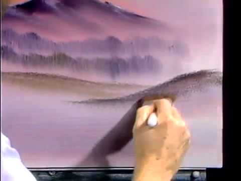 Painter And Television Personality Bob Ross Was Born On This Day