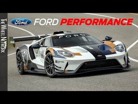 Ford GT Mk II – $1.2 Million Limited Edition