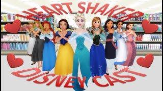 Heart Shaker M V Disney Cast