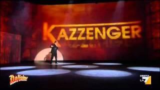 Italialand - 9/12/11 Kazzenger e il pescatore di granchi del Maine