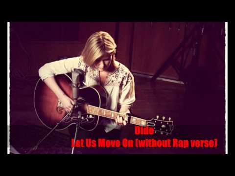 Dido - Let Us Move On (without Rap verse)