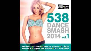CD 1 538 Dance Smash 2014 Vol.1