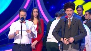 КВН  2017 Высшая лига Вторая 1/8 - Триатлон