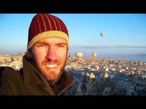 Weirdest Place in the World?? Cappadocia, Turkey