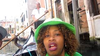 Honeymoon before the wedding ... GloZell & SK in Italy
