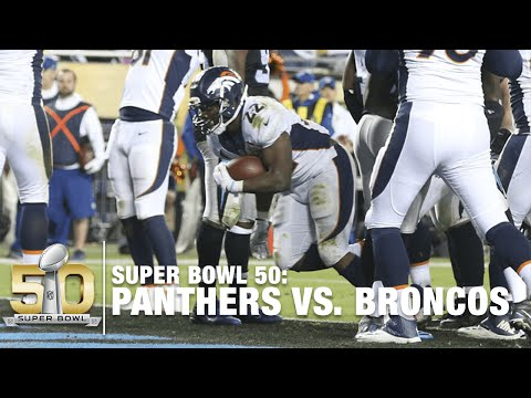 C.J. Anderson Powers Ahead for 2-yard TD! | Panthers vs. Broncos | NFL