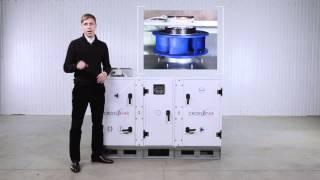 Энергосберегающая вентиляционная приточно-вытяжная установка CrossStar(, 2014-11-10T12:02:54.000Z)